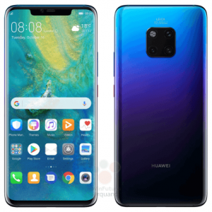Huawei Mate 20pro (New-Unlocked)