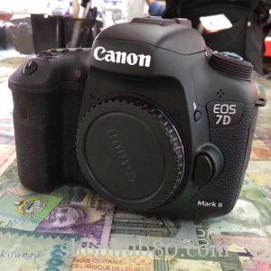Canon EOS 7D Mark II + 50mm 1.8 lens