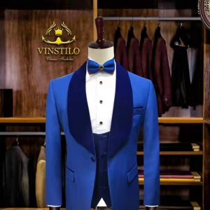 3 pieces Men's Suit