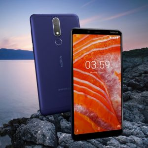 Nokia 3.1 Plus (New)