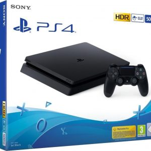 Ps4 slim 500GB (New)
