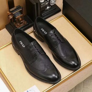 Men's Executive Shoe – PRADA