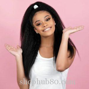 Kinky Straight Wave Hair Extension